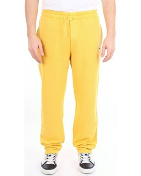 Žlté tepláky Doppiaa
