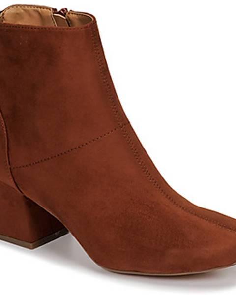 Hnedé topánky Only