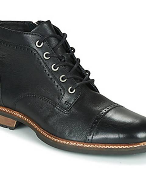 Čierne topánky Pataugas