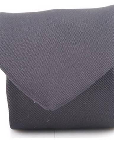 Modrá kravata Tagliatore