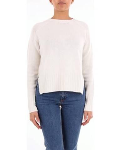 Biely sveter Maliparmi