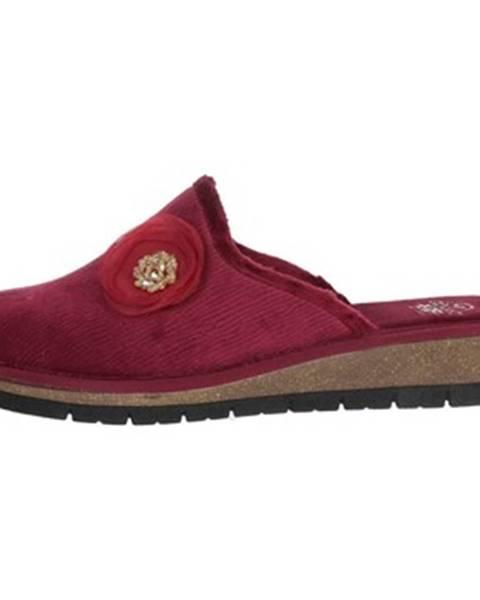 Červené topánky Grunland