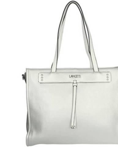 Strieborná kabelka Lancetti