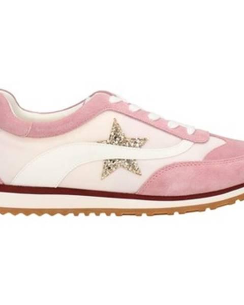 Ružové tenisky Emanuélle Vee