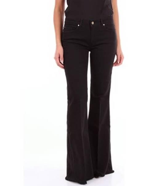 Čierne nohavice Frankie Morello