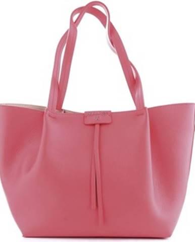 Ružová kabelka Patrizia Pepe
