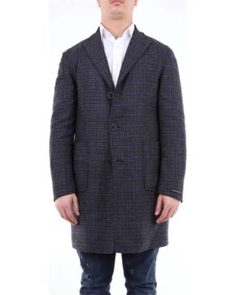 Viacfarebný kabát Tagliatore