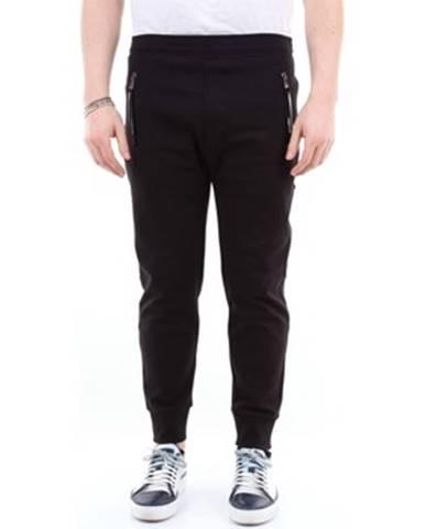 Čierne nohavice Neil Barrett