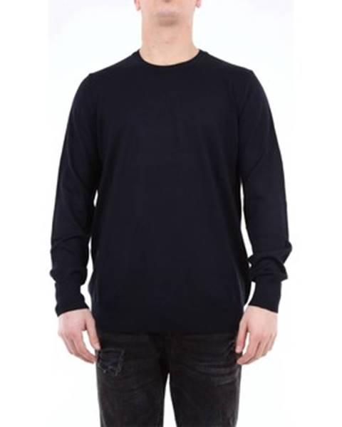 Modré tričko Messagerie