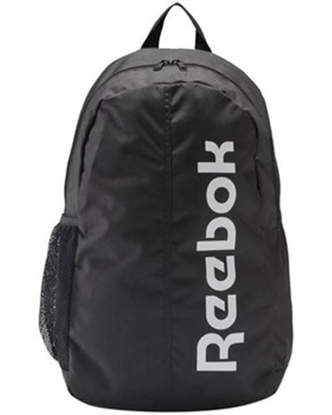 Čierny batoh Reebok Sport