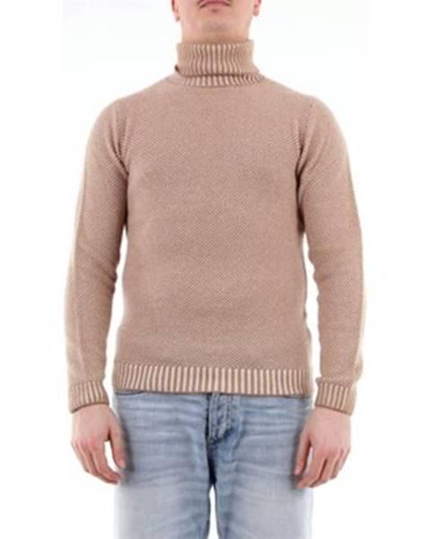 Viacfarebný sveter Daniele Fiesoli