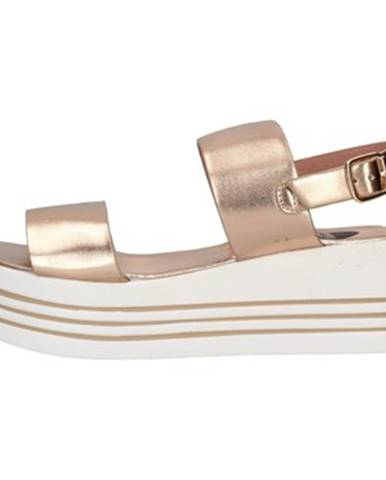 Ružové sandále Energy