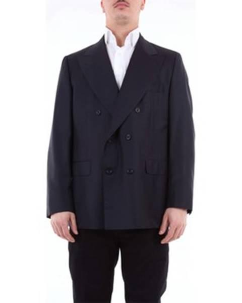 Modrý kabát Sartorio