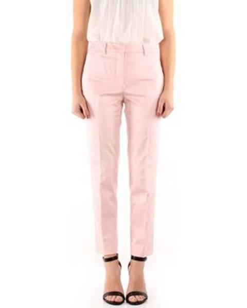 Ružové nohavice Max Mara
