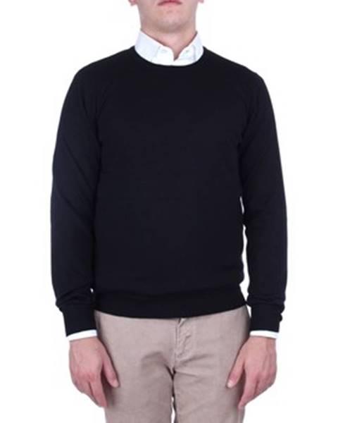 Čierny sveter La Fileria
