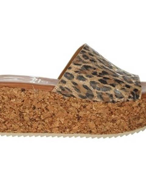 Viacfarebné sandále Marila'