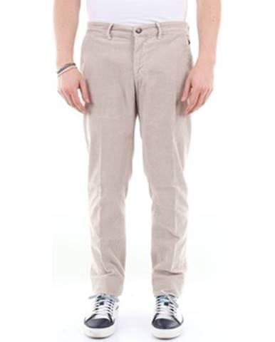 Béžové nohavice Jeckerson