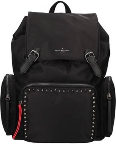 Čierny batoh Pauls Boutique London