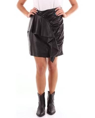 Čierna sukňa Aniye By