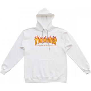 Mikiny  Sweat flame hood