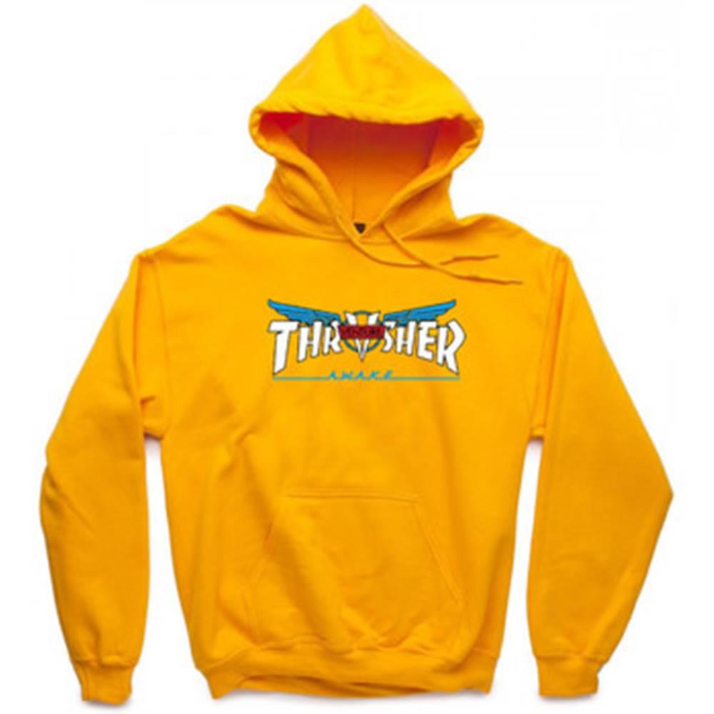Thrasher Mikiny  Sweat venture collab hood