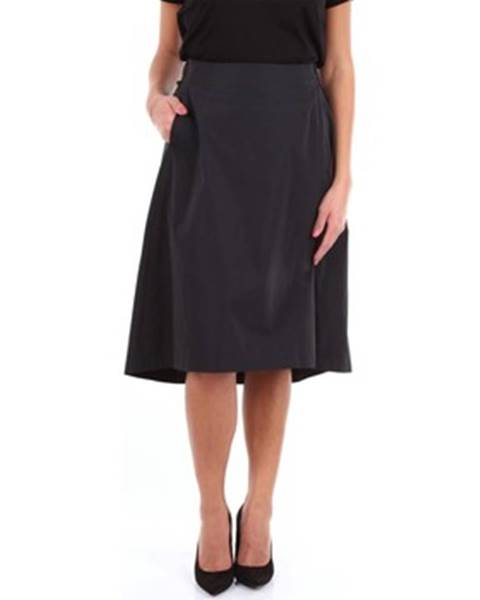 Čierna sukňa Cappellini