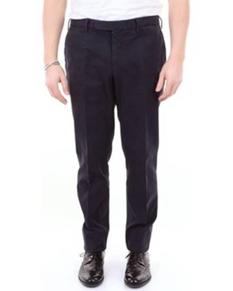 Modré nohavice Incotex