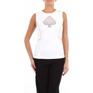 Tielka a tričká bez rukávov Moschino  02186134