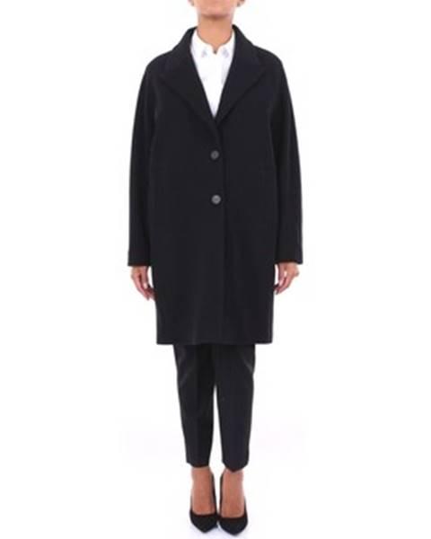 Čierny kabát Peserico