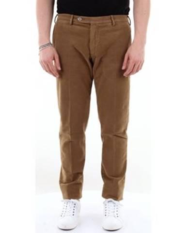 Béžové nohavice Zanella