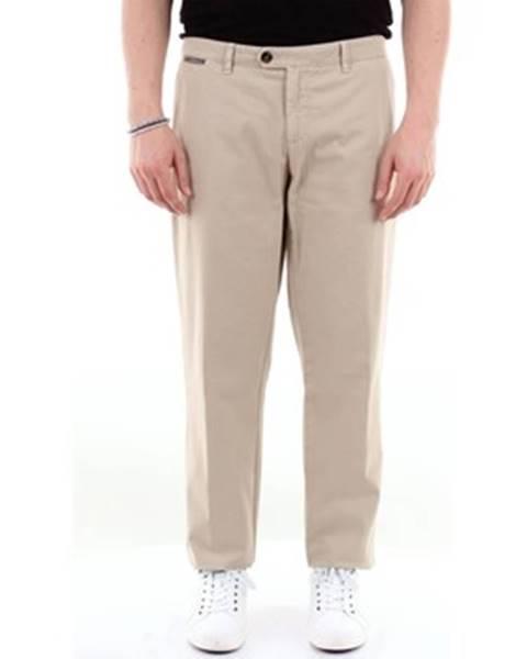 Béžové nohavice Eleventy