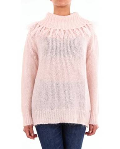 Ružový sveter Twin Set