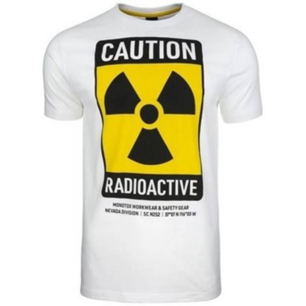 Monotox Tričká s krátkym rukávom  Radioactive