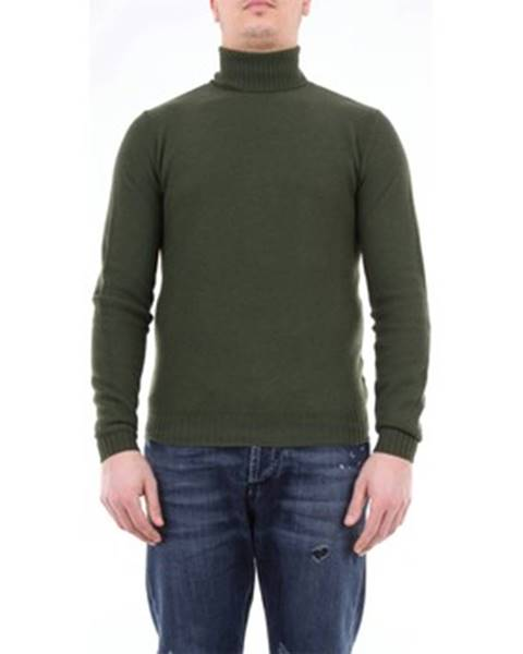 Zelený sveter Moreno Martinelli