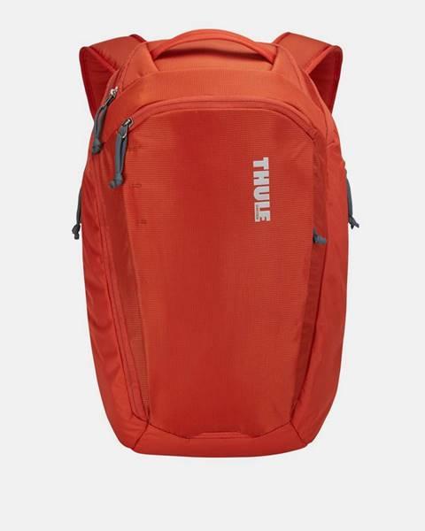 Oranžový batoh Thule
