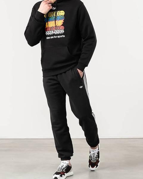 Čierna mikina adidas Originals