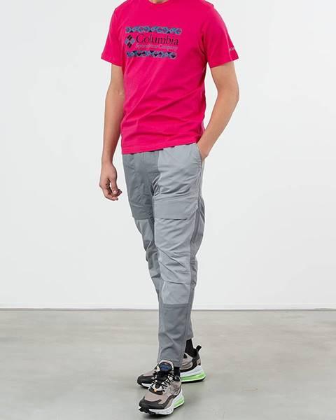 Ružové tričko Columbia
