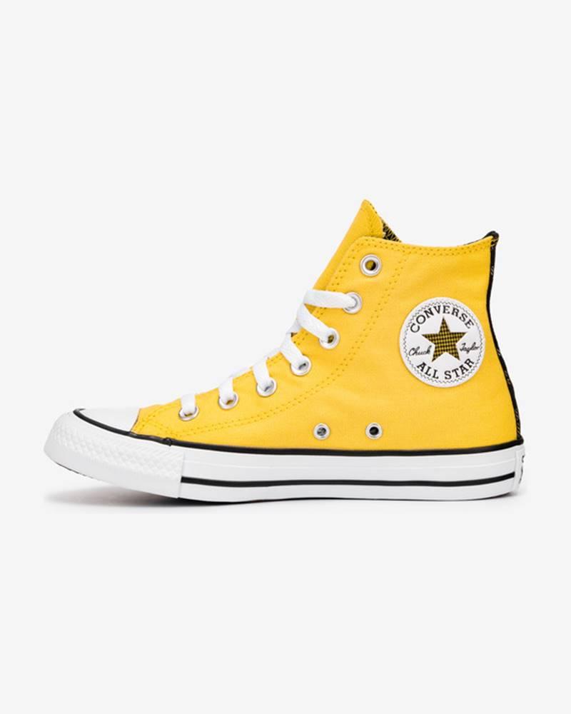 Converse Converse Chuck Taylor All Star Hi Tenisky Žltá