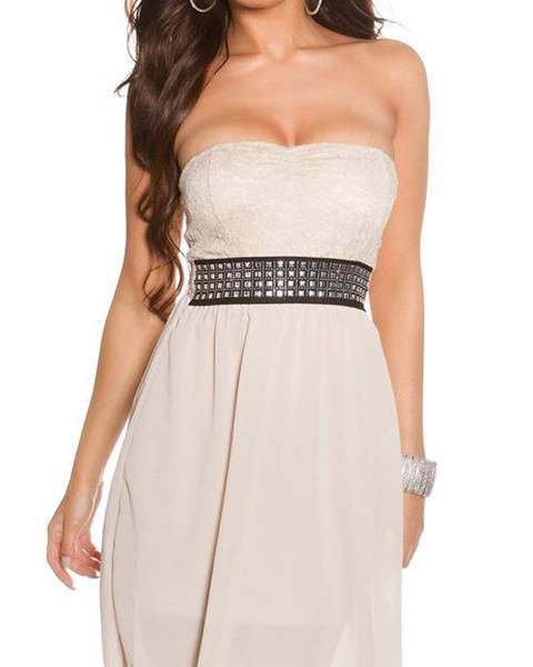 46d65c58d9d2 Dámske letné šaty s ozdobným pásom značky IN-STYLE