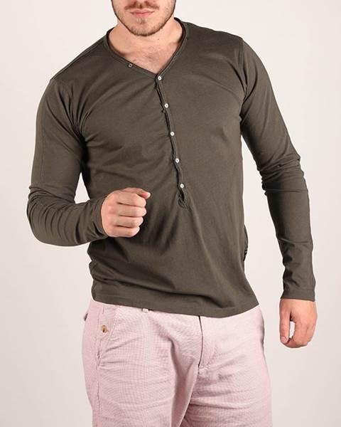 Tričko Replay M3323 T-Shirt Zelená