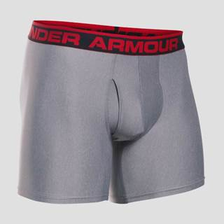 Boxerky Under Armour The Original 6'' Boxerjock Šedá