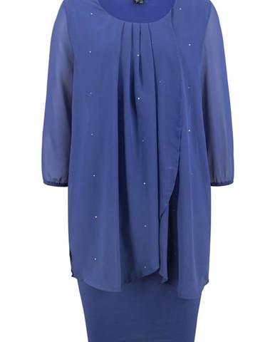 aafba226c863 Úpletové šaty so šnúrkami
