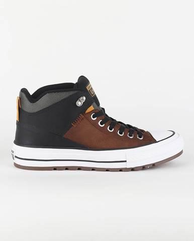 Topánky Chuck Taylor AS Street Boot MID Farebná 92841e7bc5