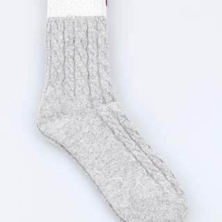 Ponožky s.Oliver Hyge Šedá