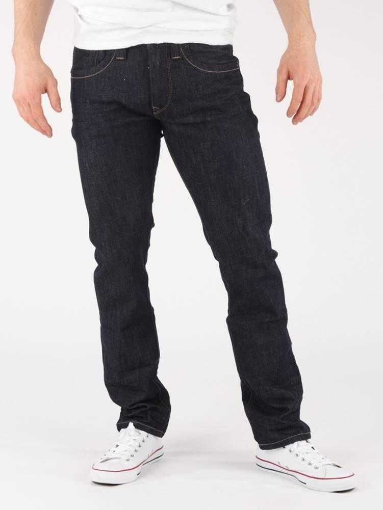 Džínsy Pepe Jeans Cash Modrá