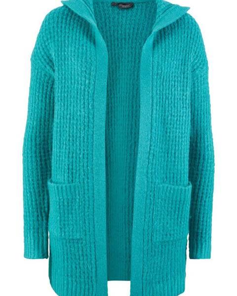 ec082baf1b86 Pletený sveter s kapucňou značky BPC BONPRIX COLLECTION