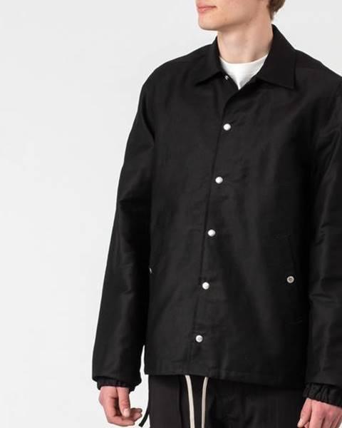 Čierna bunda Rick Owens