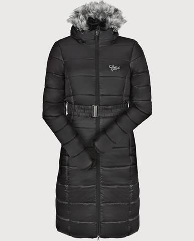 Kabát  Moi Čierna