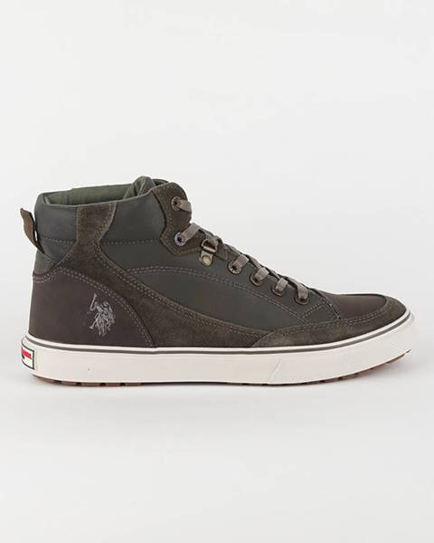 Topánky U.S.Polo Walker Šedá