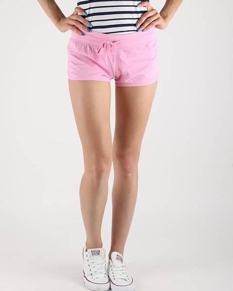 Šortky  Pantalone Corto Růžová